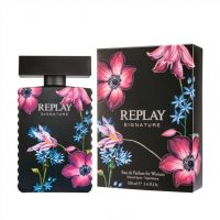 REPLAY SIGNATURE For woman EDP